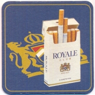 #D112-038 Viltje Royale - Sous-bocks
