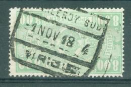 "BELGIE - OBP Nr TR 253 - Cachet  ""CHARLEROY-SUD - R. 3"" - (ref. AD-6046) - 1923-1941"