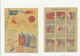 Publicité - Protege-Cahier - FLAMBO - Buvards, Protège-cahiers Illustrés