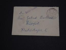 ALLEMAGNE - Oblitération De Bottendorf En 1948 Sur Petite Enveloppe - A Voir - L 1617