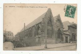 Cp , 80 , AMIENS , Ancien Couvent Des Templiers Sous Philippe Le Bel , Voyagée - Amiens
