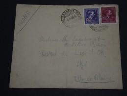 BELGIQUE - Enveloppe Pour La France En 1946 - A Voir - L 1641 - 1946 -10%