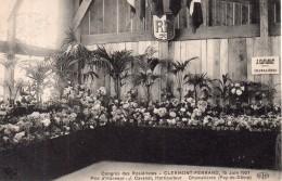 Clermont-Ferrand - Congrès Des Rosiéristes 1 Juin 1907 -  Prix D'honneur : J. Cavanat , Chamalières, 1907 - Clermont Ferrand