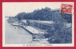 CPA Ris Orangis - La Baignade - Ris Orangis