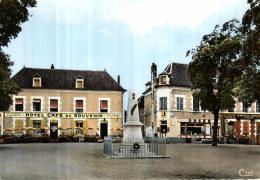 89 -Gurgy - Place De La Mairie - 100096 - Gurgy