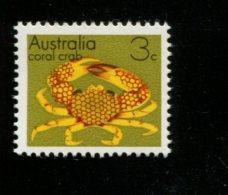 AUSTRALIE 1973 POSTFRIS MINTNEVER HINGED POSTFRIS NEUF YVERT 501 - 1966-79 Elizabeth II
