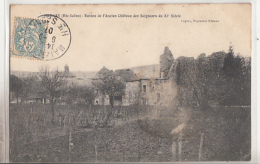 MAILLEY                RUINES DE L ANCIEN CHATEAU...... - Other Municipalities