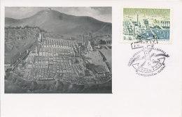 D25280 CARTE MAXIMUM CARD 1959 YUGOSLAVIA - GENERAL VIEW DUBROVNIK CP PHOTOCARD - Architecture