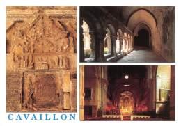 CAVAILLON ND De St Veran 18(scan Recto-verso) MA924 - Cavaillon