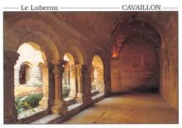 CAVAILLON Le Luberon Ancienne Cathedrale ND Et St Veran Le Cloitre 19(scan Recto-verso) MA924 - Cavaillon