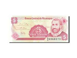 Nicaragua, 5 Centavos, 1991-1992, Undated (1991), KM:168a, SPL - Nicaragua