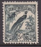 New Guinea 1932 Birds W/o Dates SG 196 Mint Hinged - Papua Nuova Guinea