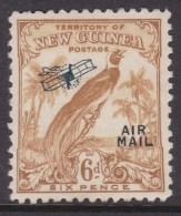 New Guinea 1932 Birds W/o Dates SG 197 Mint No Gum - Papua Nuova Guinea