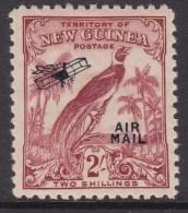 New Guinea 1932 Birds W/o Dates SG 200 Mint Never Hinged - Papua Nuova Guinea