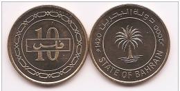 Bahrain 10 Fils 2000 Unc (inv 000695) - Bahrain