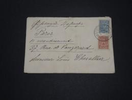 RUSSIE  - Enveloppe Pour La France En 1912 - A Voir - L 1673