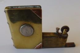 Artisanat De Tranchée Briquet De Poilu.c - 1914-18