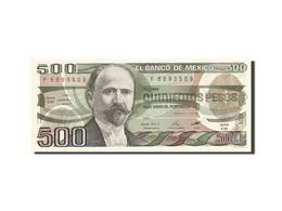 Mexique, 500 Pesos, 1983-1984, 1984, KM:79b, SPL - Mexique