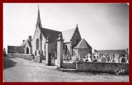 Dept 22 - Trélévern - L'eglise -    ( Scan Recto Et Verso ) - Other Municipalities