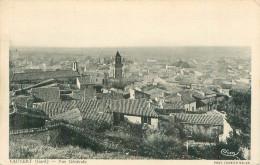Cpa - Vauvert - Vue Générale      T39 - Other Municipalities