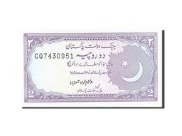 Pakistan, 2 Rupees, 1983-1988, Undated, KM:37, SPL - Pakistan