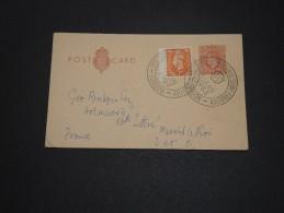 GRANDE BRETAGNE - Entier Postal Pour La France En 1953 , Oblitération Exposition - A Voir - L 1688 - Interi Postali