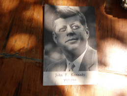 John F Kennedy 1917 1963 - Berühmtheiten