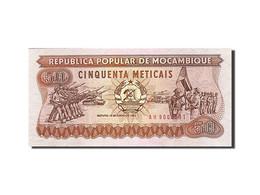 Mozambique, 50 Meticais, 1983-1988, 1983-06-16, KM:129a, SPL - Mozambique