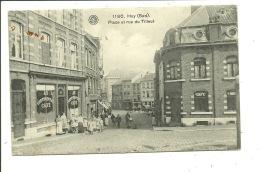 Huy Place Et Rue Du Tilleul - Huy