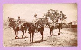 Fotografia Della Canea (Creta) 1896 - Gendarmi Italiani - Guerra, Militari