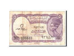 Égypte, 5 Piastres, 1940, Undated, KM:182j, TB - Egypte