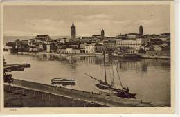 RAB -  Panorama, Used  1929 - Croatia