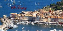 Magnet St Tropez 10 Cm X 5 Cm NEUF - Toerisme