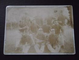 SOLDATS FRANCAIS - Photographie Non Précisé - Guerre 1914-18 - WW1 - A Voir ! - Anonymous Persons