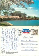 Jefferson Memorial, Washington DC, United States US Postcard Posted 1979 Stamp - Washington DC
