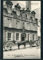 CPA - ST POL DE LEON - Maison Ancienne Grande Rue, Animé - Attelage - Saint-Pol-de-Léon