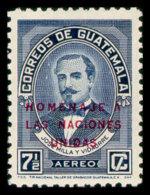 Guatemala, 1959, United Nations, MNH Overprint, Michel 627 - Guatemala