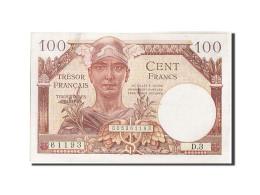 France, 100 Francs, 1947 French Treasury, Undated (1947), 1947, KM:M9, SUP, F... - Tesoro