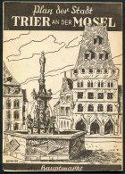 Plan Der Stadt Trier An Der Mosel - Tourism Brochures