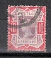 Groot-Brittanie 1887 Mi Nr 96  Koningin Victoria - Usados