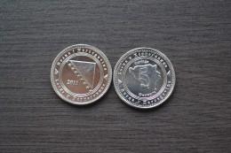 Bosnia And Herzegovina 5 Feninga  2011 Km121  UNC , Europe Coin. - Bosnie-Herzegovine