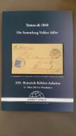 Samoa Ab 1840, Die Sammlung Volker Adler - Catalogues De Maisons De Vente