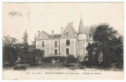 MONFLANQUIN Et Ses Environs Château De Martel - Monflanquin