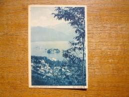 Stresa Borromeo Pittoresca , Lago Maggiore - Italie