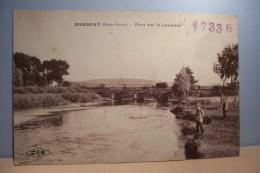 MERSUAY   --- Pont Sur La Lanterne ( Vendue En L'état  ) - Andere Gemeenten