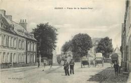 GUINES - Place De La Basse Cour. - Guines