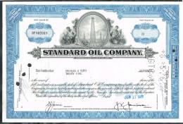 US Standard Oil. - Zonder Classificatie