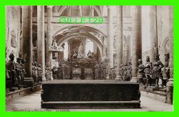 INNSBRUCK, AUTRICHE - HOLKIRCHE, INNERES - FRITZ GRATL, PHOTOGRAPH - - Innsbruck