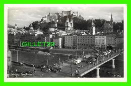SALZBURG, AUTRICHE - STAATSBRUCKE - ANIMATED -  MAKART - - Salzburg Stadt