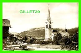 RIEZLERN, AUTRICHE - RIEZLERN 1100m MIT HOCHIFEN 2232m - ANIMATED - VERLAG PHOTO A. KUNZEL - - Bregenz